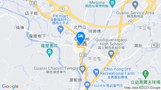 Nice Guanxi Map