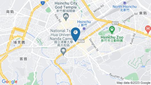 Sunny x House Map