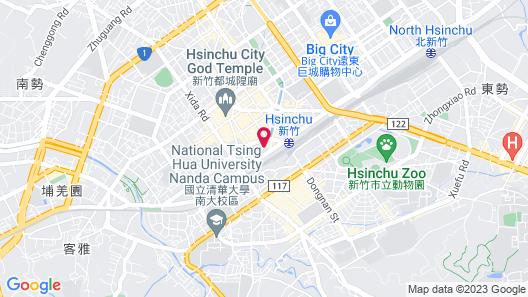 Hua Tai Hotel Map