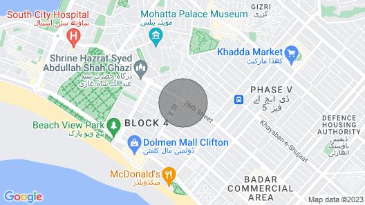Mashwani Guest House def Map