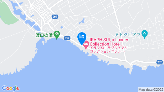 Iraph Sui, a Luxury Collection Hotel Map