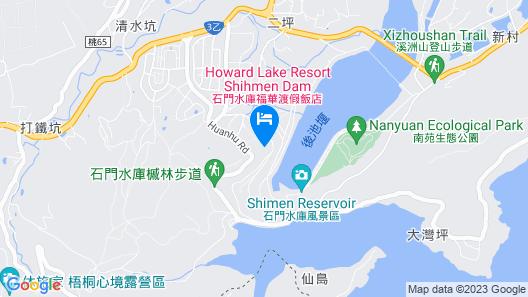 Shi Men Dense Map