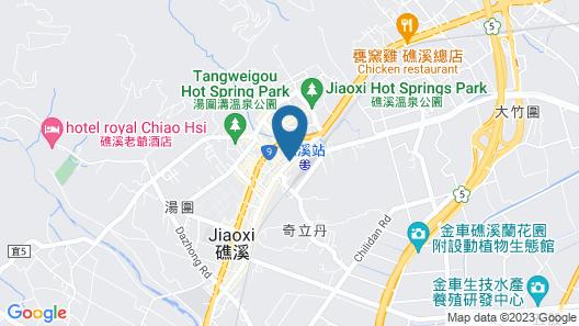 Resort One Hotel Map