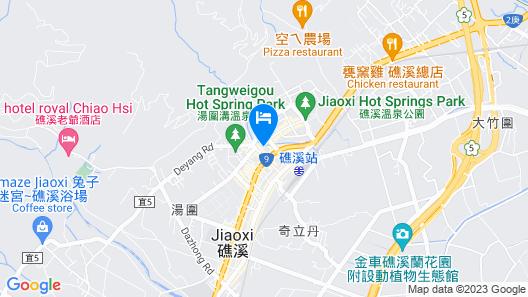 Just Sleep Jiao Xi Map