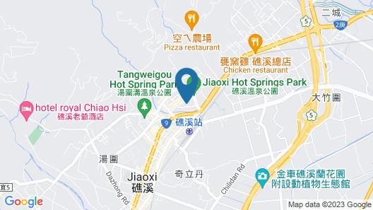 Hotel PIN Map