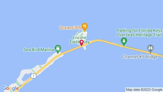 Fiesta Key RV Resort Map
