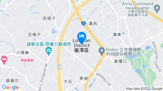 Lai Yin Motel Map