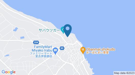 Guest House OCEAN Irabujima -Hostel Map
