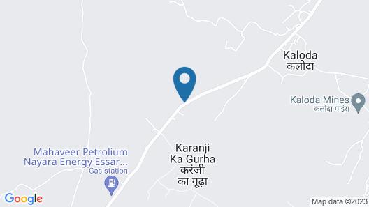 Rasik Priya Resort Map