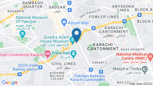 Mehran Map