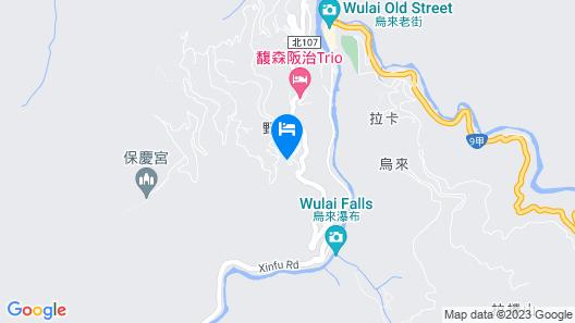 Mulan Country Villa Map