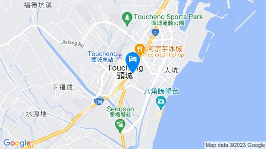 Hotel Lounge Map