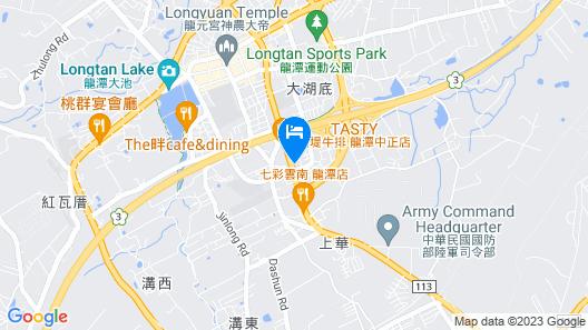 Wunsin Motel Map