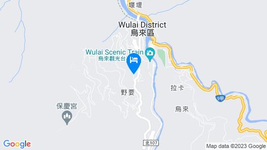 Dailei Resort Map