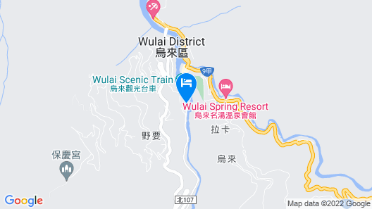 Yufuin Hot Spring Map