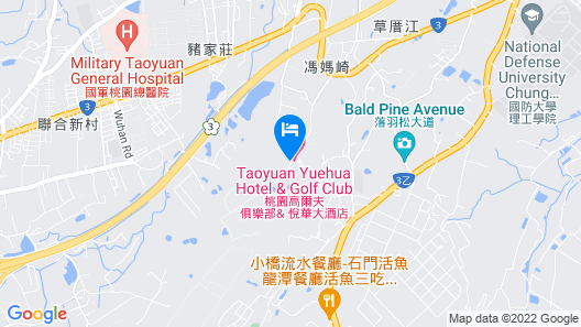 Yaward Hotel Map