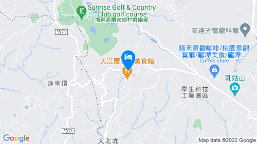 Grandmother's Home Map