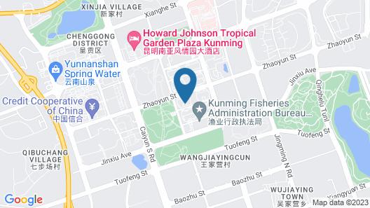 Le Tu Community Map