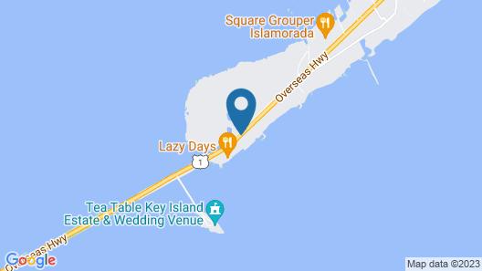 Amara Cay Resort Map