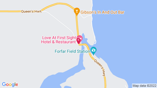 Love At First Sight Hotel Map