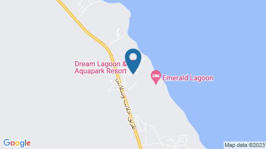 Floriana Dream Lagoon Map