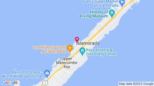 Casa Morada Map