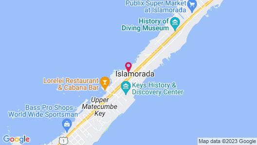 La Jolla Resort Map