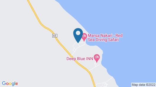 Marsa Nakari Village Map