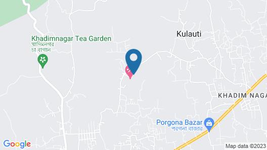 Excelsior Sylhet Hotel & Resort Map
