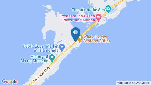 Chesapeake Beach Resort Map