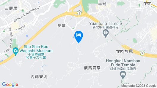 Regale Villa Hotel Map