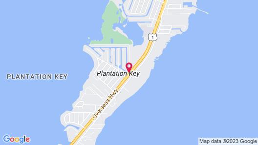 Conch On Inn Motel Map