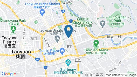 Walker-Taoyuan Map