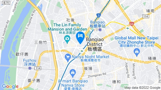 Single Inn Taipei - Hostel Map