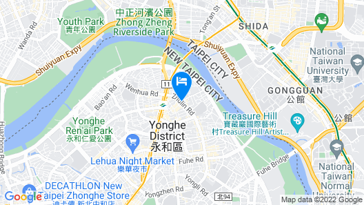 Citic Hotel Map