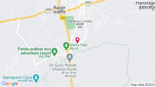 Rajgir Guest House Map