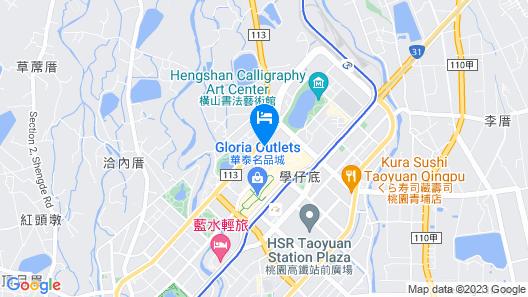 COZZI Blu Map