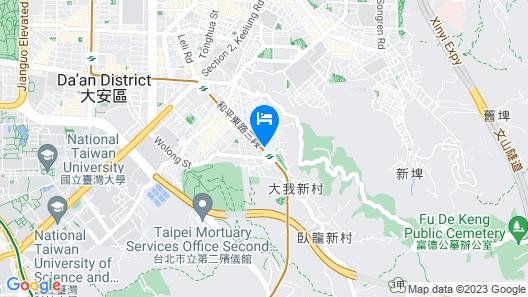 luxury Linguang MRT station Map