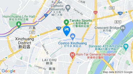 Yidear Hotel Map