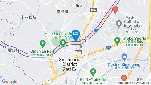 Hotel Intrendy Map