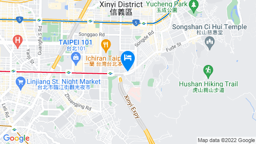 CH PLACE X HOTEL Map