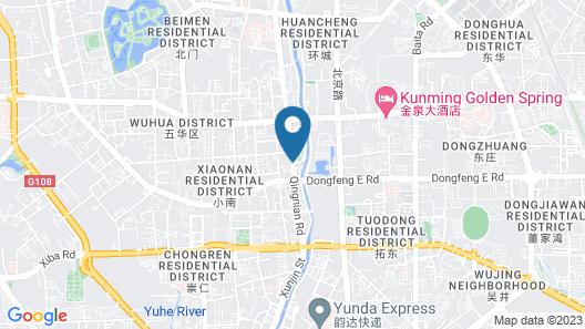 ibis Styles Kunming Nanping Hotel Map