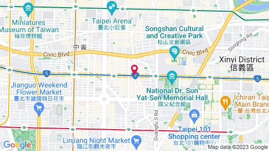 Hotel RF Map