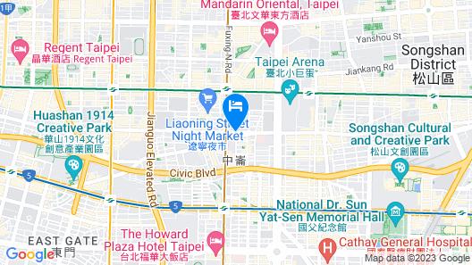 Urtrip Hotel Map