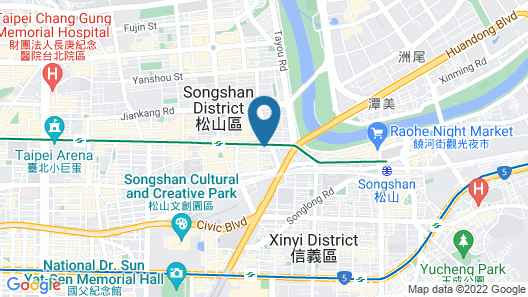 Gs Gay Hotel Map