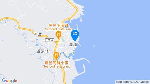 Marinabay Resort Map