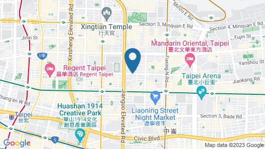 Meadow Hotel Map