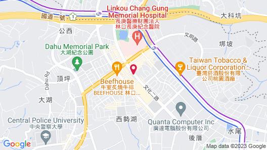 LOVE STAR MOTEL Map