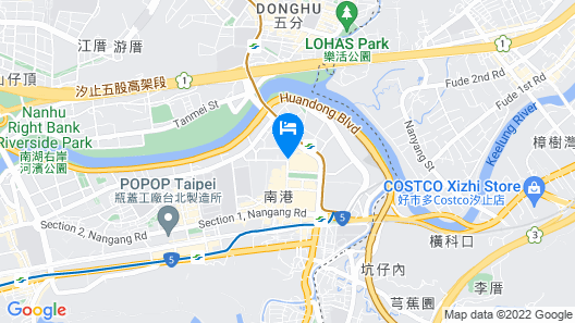 Forward Hotel Nangang Map