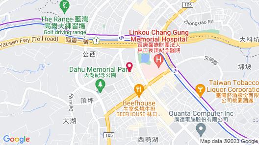 Fullon Hotel Linkou Map